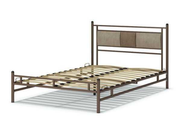 """mel140 600x442 - Кровать """"Мелина"""" 140*200 см"""