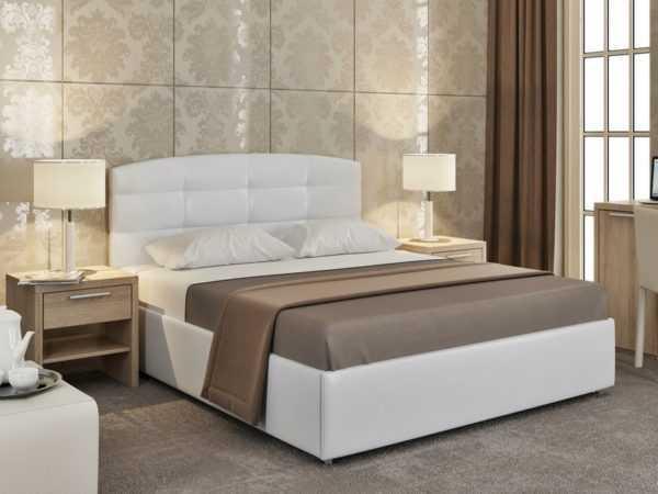 """mishel 600x450 - Кровать """"Мишель"""""""