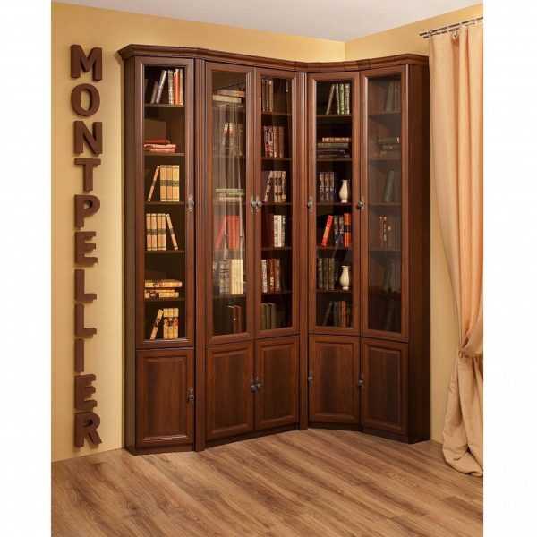 mon10 600x600 - MONTPELLIER Шкаф для книг 10