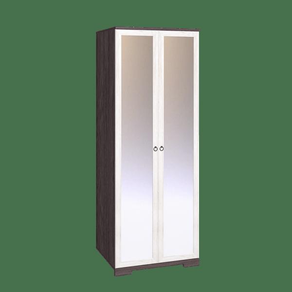 ms14 600x600 - Марсель 12 Шкаф для одежды с двумя зеркалами