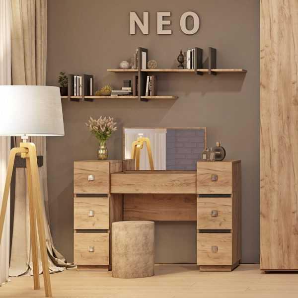neo4 1 600x600 - Neo 43 Стол туалетный