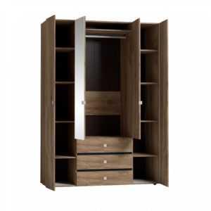 neo8 300x300 - Neo 555 Шкаф для одежды и белья  4-х дверный