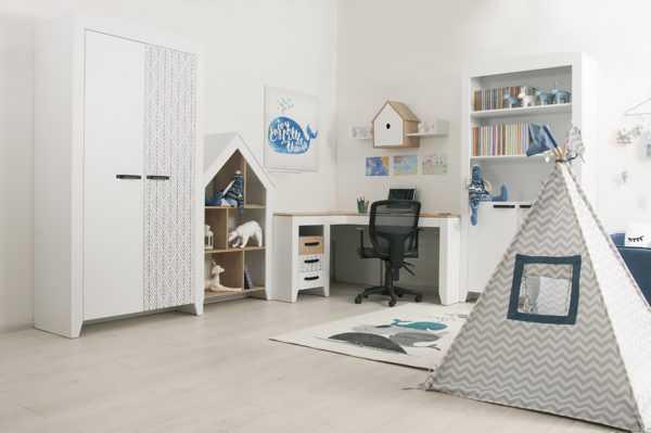 nordic 12 2 600x399 - Угловой письменный стол Нордик С2