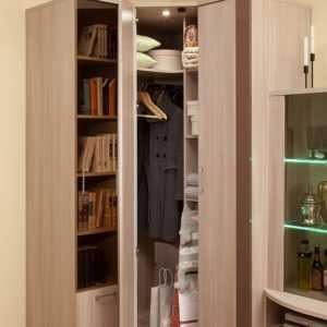 BERLIN 7 Шкаф для белья (глянец)