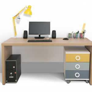 podrostkovaya smarti 15 300x300 - Смарти С1 стол письменный 1600 мм