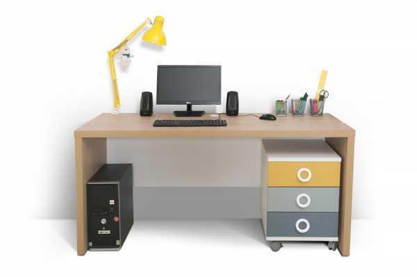 podrostkovaya smarti 15 600x399 - Смарти С1 стол письменный 1600 мм