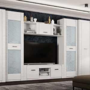 Ривьера шкаф 2-х дверный