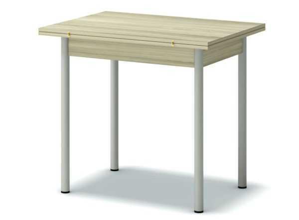 rso yasen shimo svetlyj 600x442 - Стол обеденный раскладной