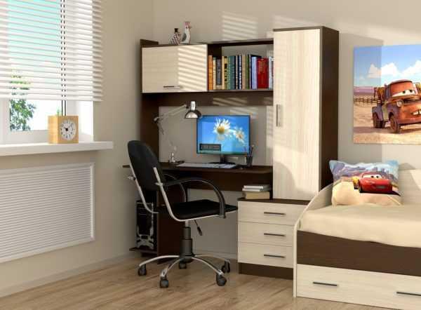 """rubin 600x442 - Компьютерный стол """"Рубин"""""""