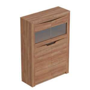 Соренто шкаф 2-х дверный (гостиная)