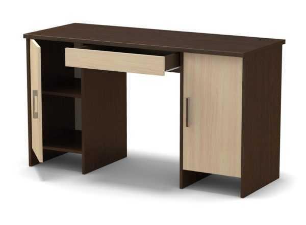 sp225 600x442 - Стол письменный СП-2/1