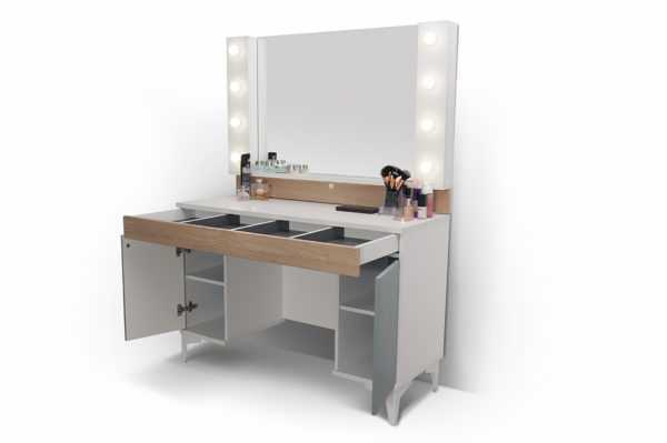 spalnya alba 17 1 600x399 - Альба Стол туалетный С1