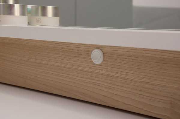 spalnya alba 8 1 600x399 - Альба Стол туалетный С1