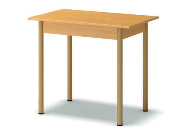 stol obed pryamoug buk 600x442 - Стол обеденный 860*570