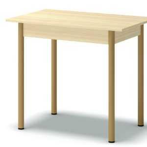 stol obed pryamoug dub mlechnyj 300x300 - Стол обеденный 860*570