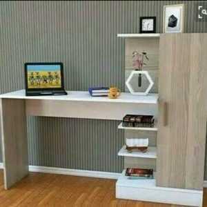 stol pismennyj v2 shimo svetlyj belyj2 300x300 - Письменный стол В2