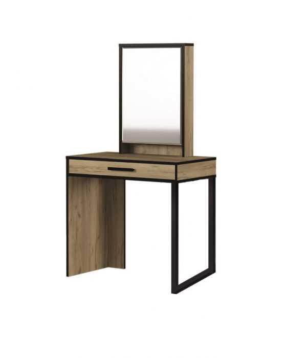 tryumo1 600x700 1 - Лофт 10 трюмо с зеркалом