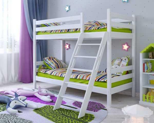 """Двухъярусная кровать """"Сонечка"""""""