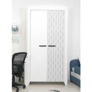 ya 70 300x300 - Нордик Ш2 шкаф для одежды 2-х дверный