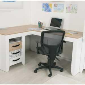 Нордик С2 стол письменный угловой
