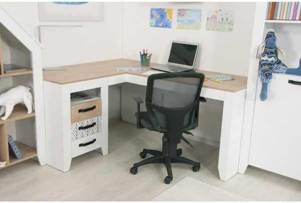 ya 74 600x405 - Угловой письменный стол Нордик С2