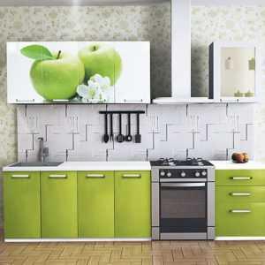 """Кухня """"Яблоко"""" 1,8"""