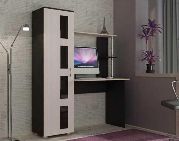 """yunior1 600x474 - Компьютерный стол """"Юниор-1"""""""