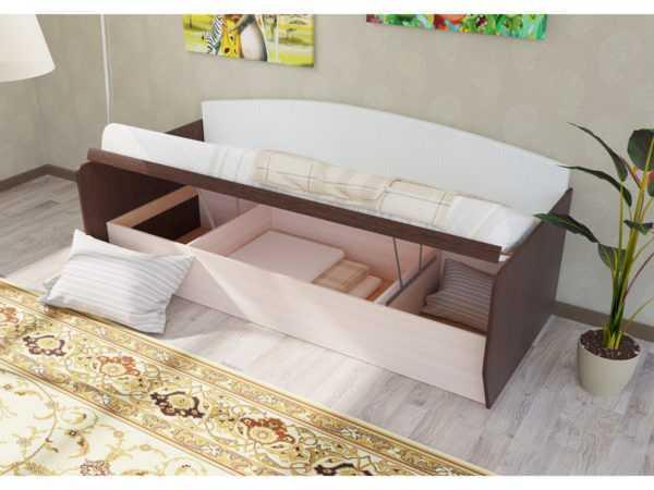 zefir 2 vn 1200x900 1 600x450 - Зефир-2 Подростковая диван - кровать