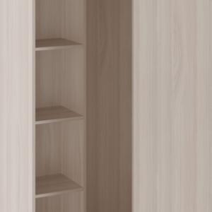 OSTIN 01 Угловой шкаф с зеркалом