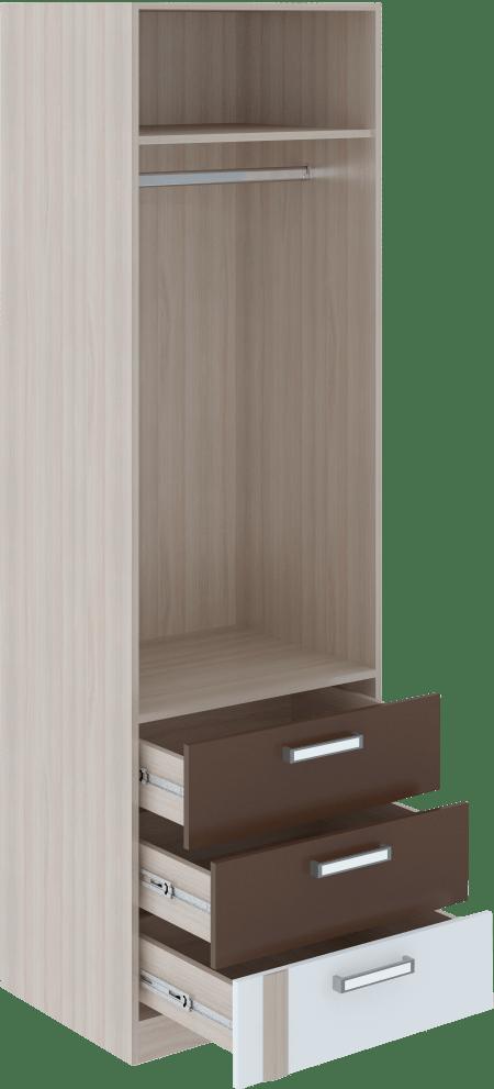 04 1 - Walker 04 Шкаф с ящиками