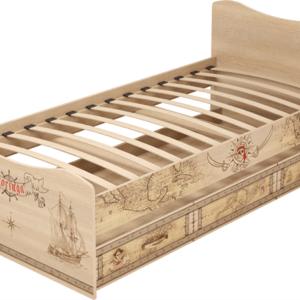 Квест 04 детская кровать с ящиками