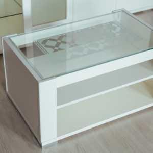 Тиффани модуль М 09 стол журнальный