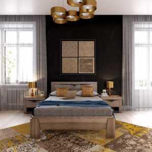 Соренто кровать 160*200 см
