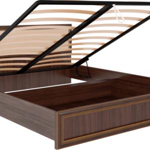 """11 1 300x300 - Кровать с подъемным механизмом и мягкой спинкой """"Беатрис"""" модуль №11"""