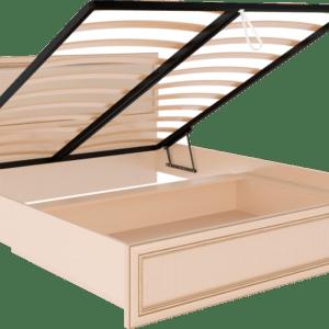 """11 2 1 300x300 - Кровать с подъемным механизмом и мягкой спинкой """"Беатрис"""" модуль №11"""