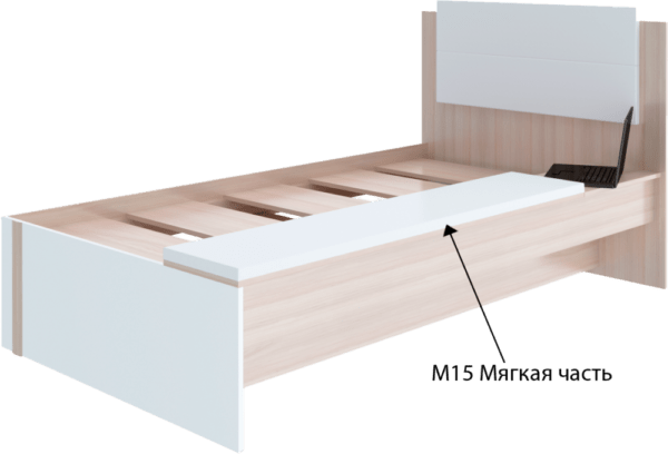 14 1 600x408 - Walker 14 Кровать