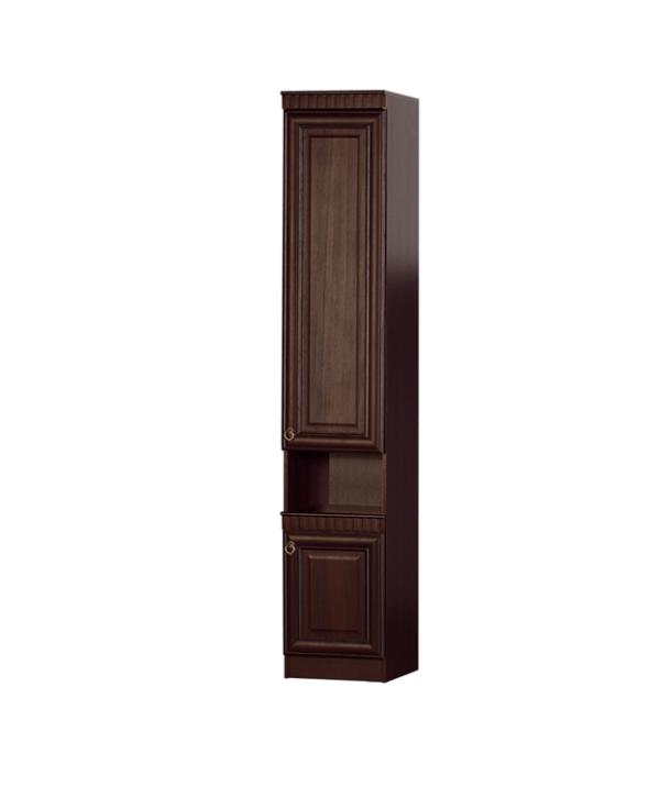 Инна 617 шкаф-пенал (денвер темный)