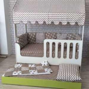 20 kopiya 300x300 - Кроватка-домик (двухъярусная выкатная)