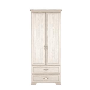 Венеция 17 шкаф 2-х дверный с ящиками