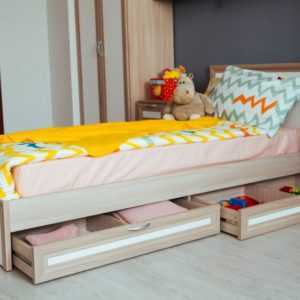 OSTIN 24 Ящики для кровати