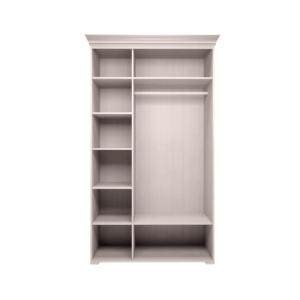 Афродита 06 Шкаф 3-х дверный с зеркалом