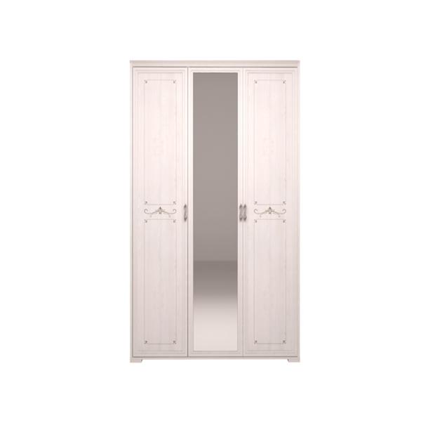 210218133216 600x602 - Афродита 06 Шкаф 3-х дверный с зеркалом