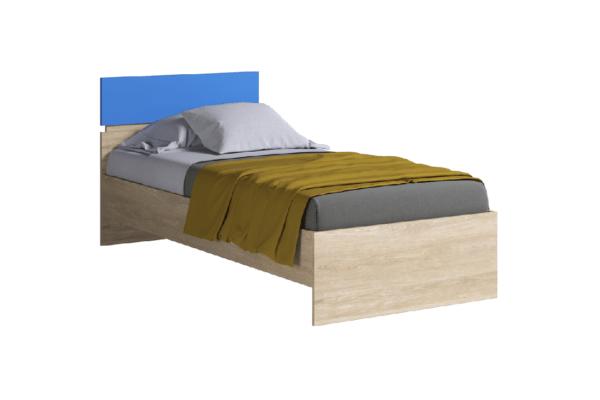 Formula кровать 90*200 см (голубой)