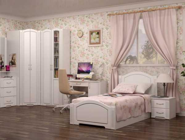 arnika 46999 600x457 - Кровать Виктория 20 90х200 см