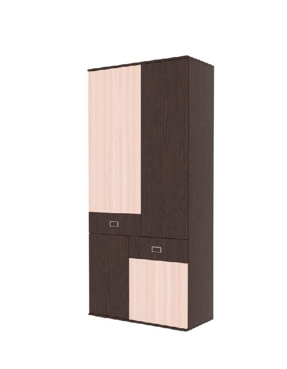 Авалон шкаф 2-х дверный 800 мм