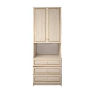 Брайтон 02 шкаф комбинированный