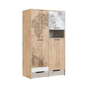 dublin stoun mod 10 shkaf dlya odezhdy 300x300 - Дублин Стоун 10 Шкаф для одежды