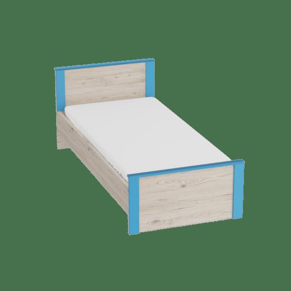 Кровать 900 Скаут - Индиго