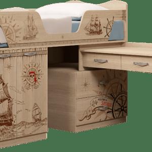 Квест 09 кровать-чердак