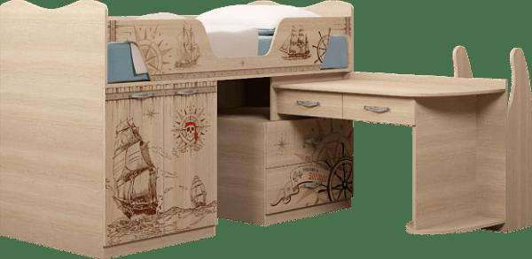 kvest09 600x293 - Квест 09 кровать-чердак